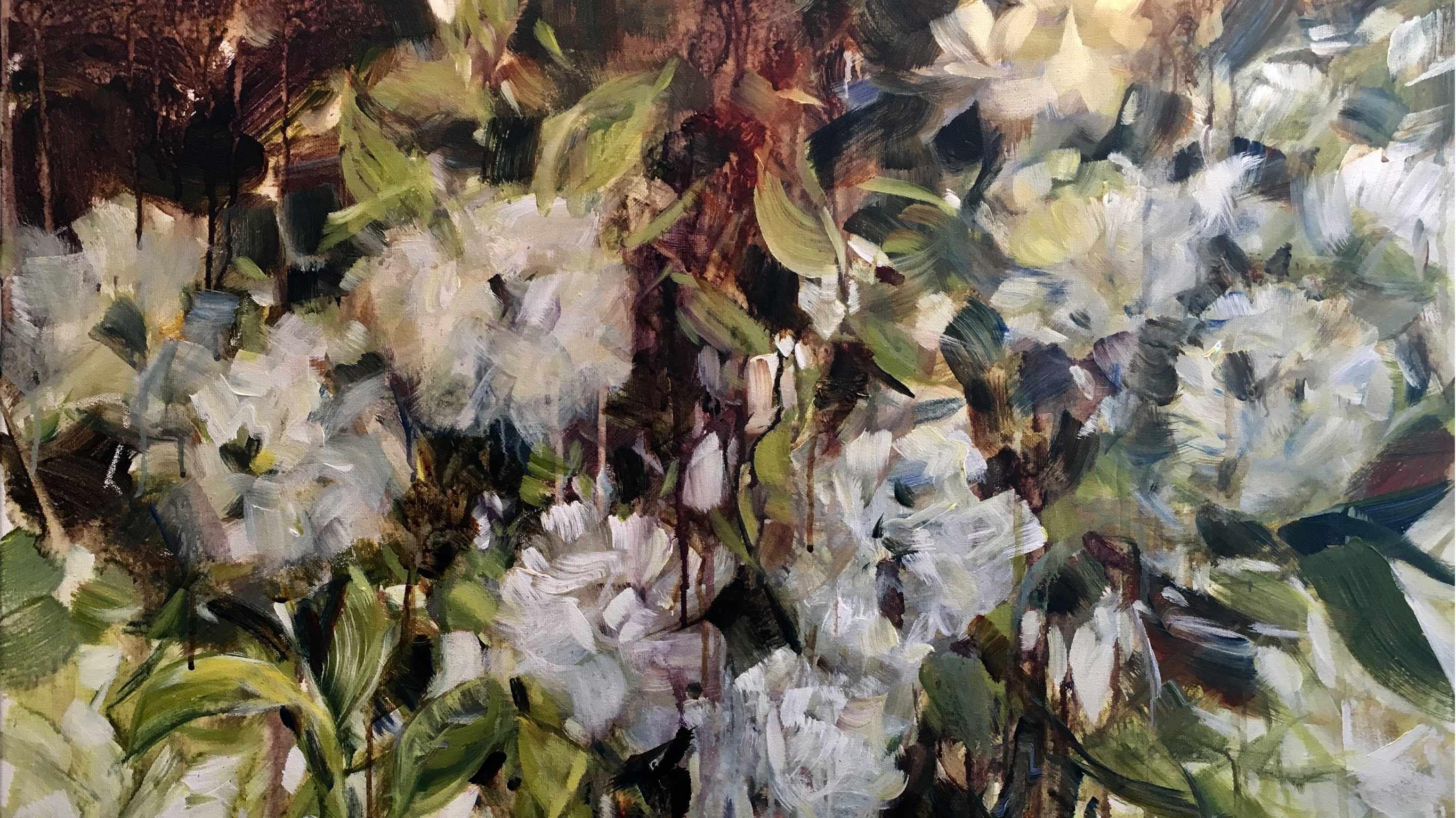 Janice Robertson, Painter, Artist